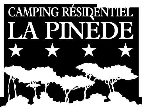 Logo Camping Pinede